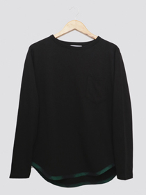 IS_LONG SLEEVE T-SHIRT #11