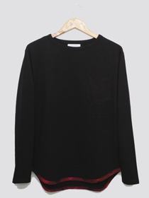 IS_LONG SLEEVE T-SHIRT #12