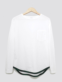 IS_LONG SLEEVE T-SHIRT #13