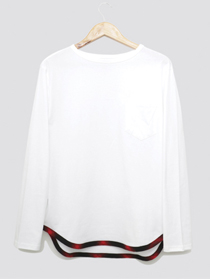 IS_LONG SLEEVE T-SHIRT #14