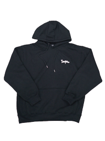INSPIRE BASIC HOODY (BLACK)