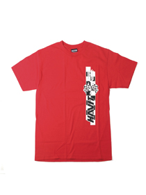[HV_2017_T07] RACING T-SHIRT (RED)