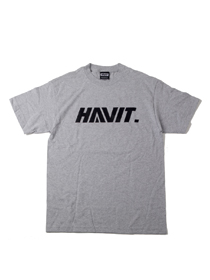 [HV_2017_T11] DOT T-SHIRT (GRAY)